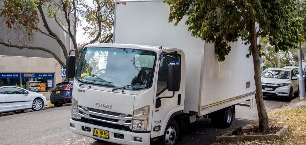 front truck 4.5t