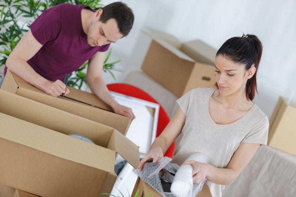 DIY move pack removals