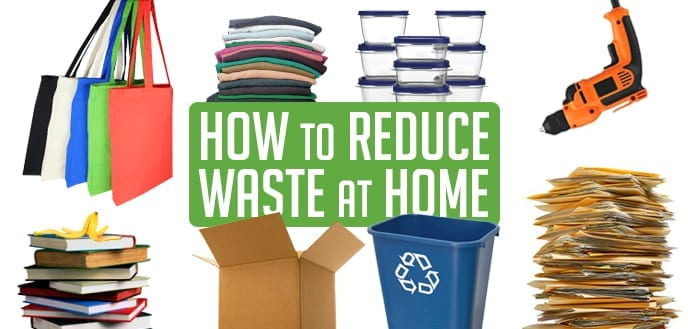 Moving House, Reducing Waste and Recycling Properly